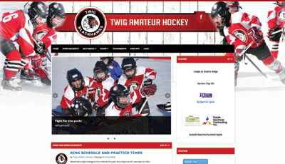 Twig Minor Hockey Association